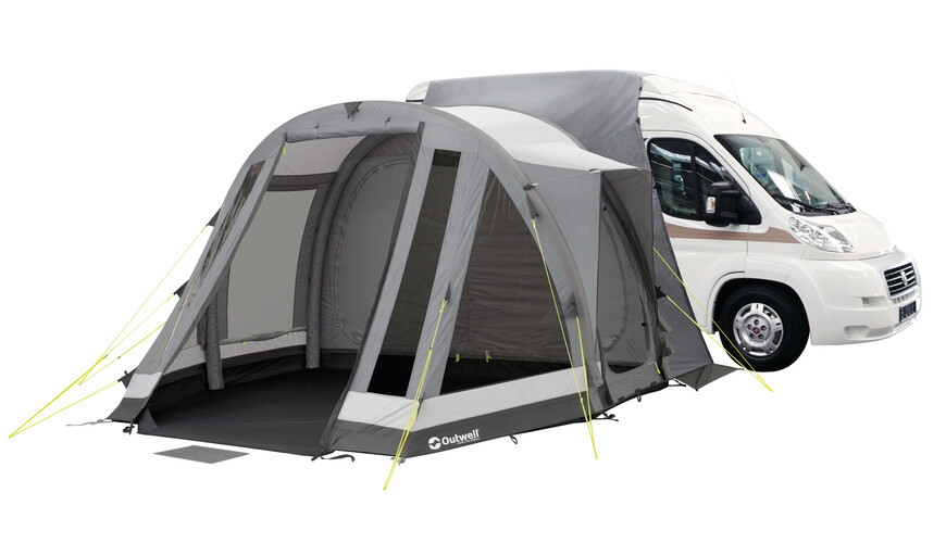 Outwell San Diego Freeway Tall tent grijs